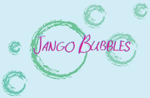 Jango Bubbles - Bubble Solution, Wands & Attachments