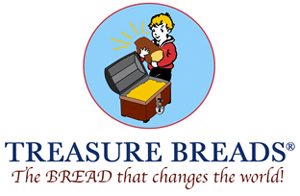 Treasure Breads logo